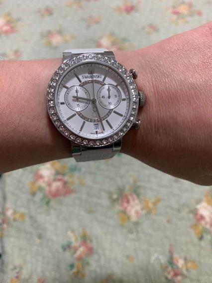 Relógio Swarovski Original Feminino