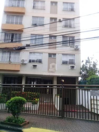 Imagem 1 de 12 de Apartamento Com 2 Dormitórios À Venda, 70 M² Por R$ 368.000,00 - Santa Rosa - Niterói/rj - Ap0783