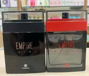 Kit Perfumes Empire ( Tradicional + Vip + Intense + Sport)