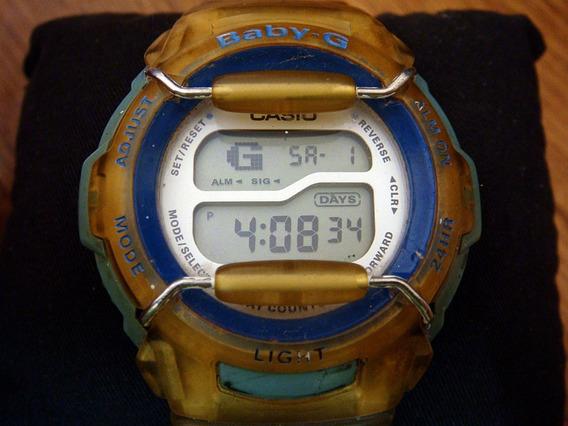Reloj Casio Baby-g Bg-152. Shock Resistant 10 Bar.
