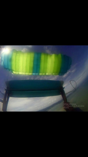 Imagen 1 de 6 de Equipo De Paracaidismo Incompleto