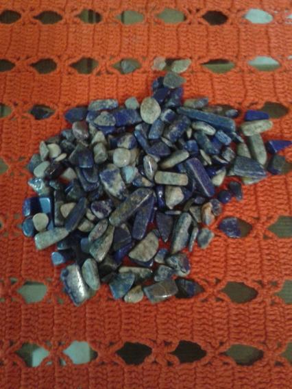 80 Gramas Lapís Azul Polida