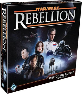 Star Wars Rebellion Rise Of The Empire Expansion Juego De Me