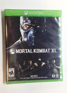 ¡¡¡ Mortal Kombat Xl Para Xbox One En Whole Games !!!