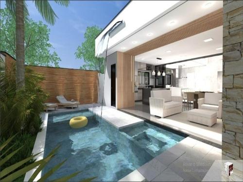 Casa Com 3 Dormitórios À Venda, 260 M² Por R$ 1.400.000 - Alphaville Nova Esplanada Iv - Votorantim/sp Próximo Ao Shopping Iguatemi E Colégio Objetivo - Ca0047 - 67640143