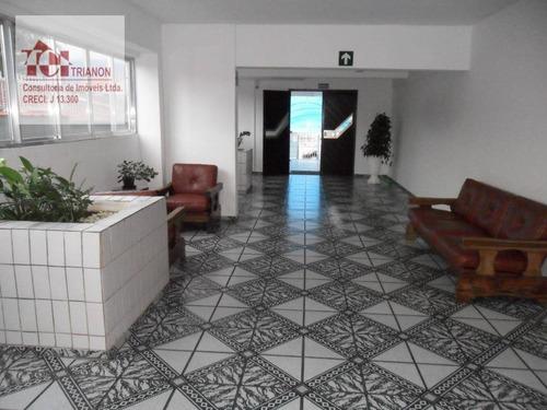 Apartamento À Venda, 88 M² Por R$ 255.000,00 - Vila Caiçara - Praia Grande/sp - Ap2673