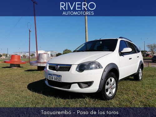 Fiat Palio Weekend 1.4 2016 Impecable!
