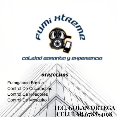 Servicio De Fumigacion Para Casas Y Apartamentos