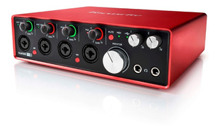 Interface Focusrite Scarlett 18i8