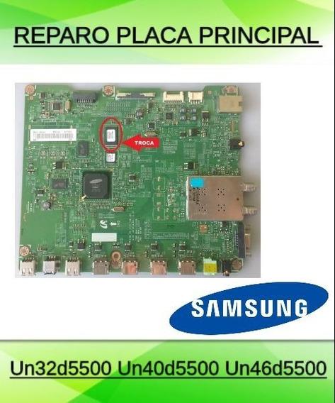 Reparo Pci Principal Samsung Un32d5500 Un40d5500 Un46d5500