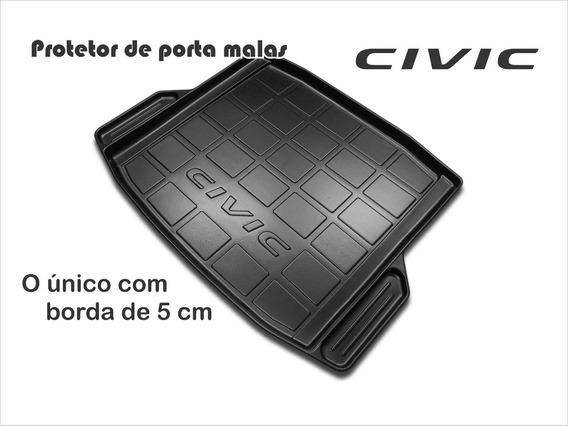 Tapete Bandeja Protetor Porta Malas Honda Civic Todos E G10
