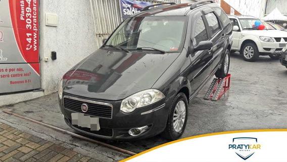 Fiat Palio Weekend 1.4 Elx 2010