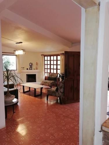 Casa En Renta En Valle De Bravo Amueblada