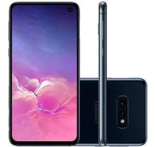 Celular Samsung Galaxy S10e Preto 128gb Dual Chip Tela 5