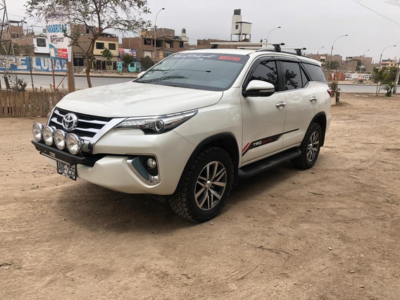 Toyota Fortuner 2.8 Petrolero 4x4 Automatico Impecable