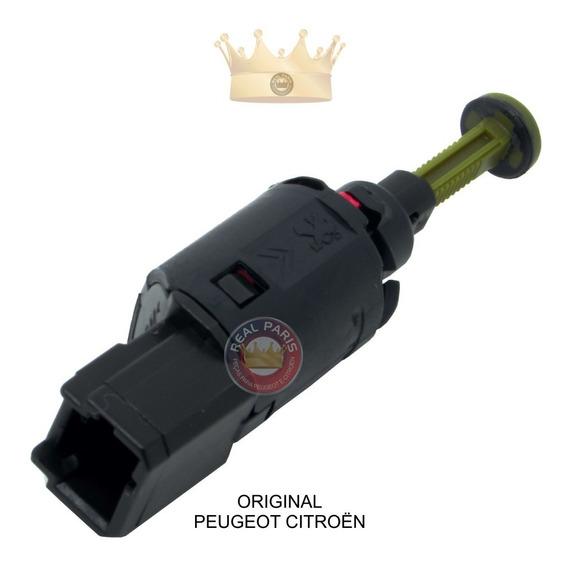 Interruptor Pedal Freio Peugeot 206 207 Original 2 Pinos