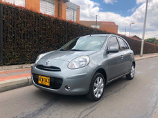 Nissan March Advance Mt 2 Airbags Abs Full