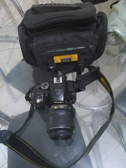 Câmera Nikon D5300 + Lente+ Case