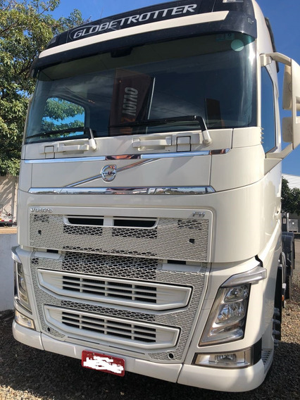 Volvo Fh 460 6x4 Ls (e5) 2018