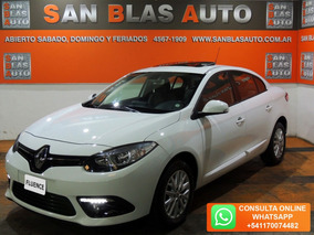 Renault Fluence 2016 2.0 Luxe Pack At Dh Aa 4p San Blas Auto