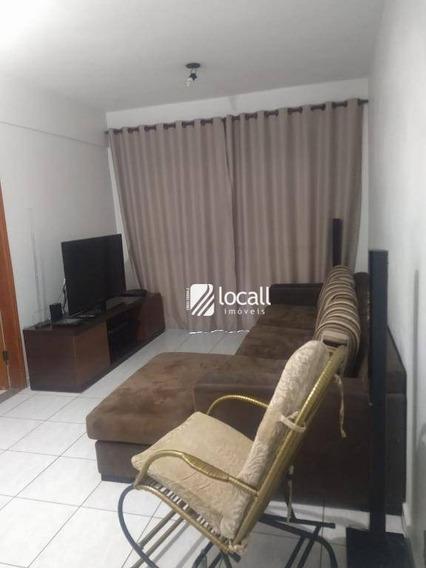 Apartamento Com 2 Dormitórios À Venda, 135 M² Por R$ 330.000 - Jardim Bela Vista - São José Do Rio Preto/sp - Ap1613
