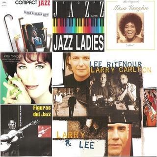 Cds De Jazz Combo 3 X 1 (precio Real Reputación 100%)