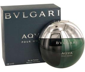 Perfume Bvlgari Aqva Pour Homme 100ml Original Lacrado