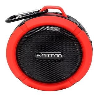 Bocina Portatil Bluetooth Recargable Contra Agua Necnon Nb03