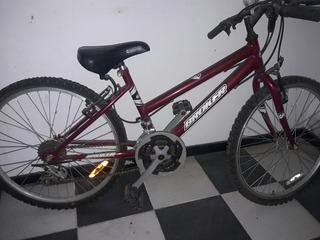 Vendo Bicicleta Rodado 24 Impecable