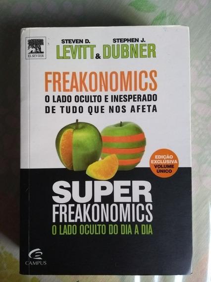 Freaknomics - Superfreaknomics