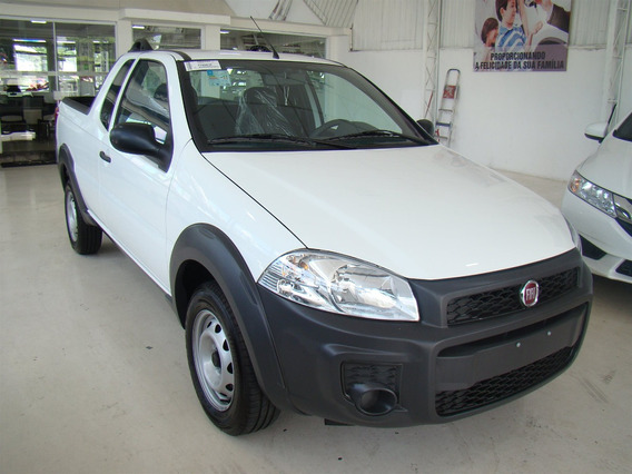 Fiat Strada 1.4 Mpi Hard Working Ce 8v Flex 2p Manual