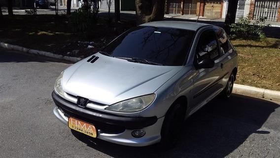 Peugeot 206 1.6 2 Portas 2001 Sem Entrada + 36x R$ 396,00