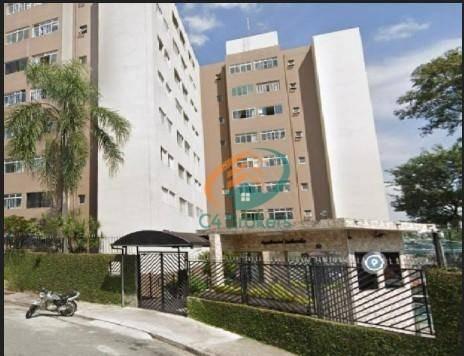 Imagem 1 de 21 de Apartamento Com 2 Dormitórios À Venda, 54 M² Por R$ 270.000,00 - Sítio Morro Grande - São Paulo/sp - Ap3761