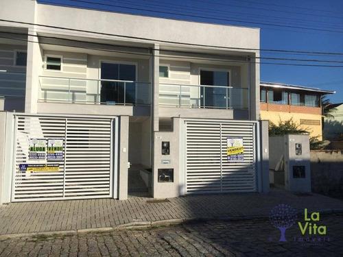 Casa Com 3 Dormitórios À Venda, 137 M² Por R$ 425.000,00 - Vorstadt - Blumenau/sc - Ca0392