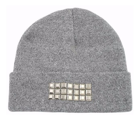 Gorros Tejidos Beanie Invierno Hombre Mujer Fight New Order