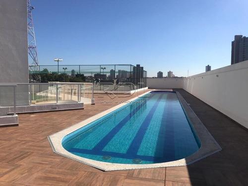 Apartamento À Venda, 3 Quartos, 3 Suítes, 3 Vagas, Vila Guiomar - Santo André/sp - 2722