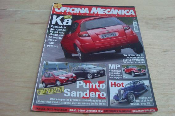 Revista Oficina Mecanica 252 / Novo Ka Sandero Punto Ranger