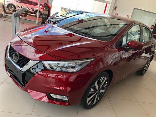 Imagem 1 de 14 de  Nissan Versa Exclusive 1.6 (flex) (aut)
