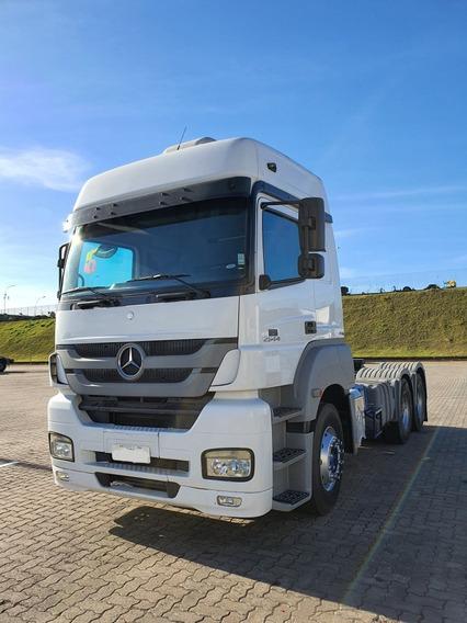 Mercedes-benz Axor Mb 2644 6x4 2016 / Financiamos