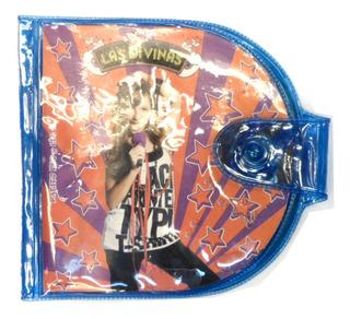 Estuche Porta Cd Dvd 12 U Plastico Duro Infantil E2573