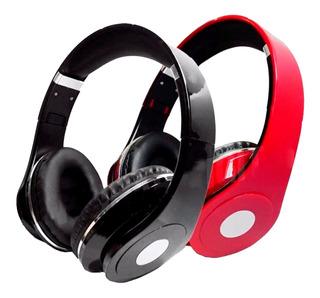 Auricular Profesional Moon Ma2330 Rojo O Negro - La Roca