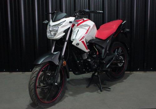 Zanella 200 Rx Next 0km Moto 200cc (tipo Guerrero)