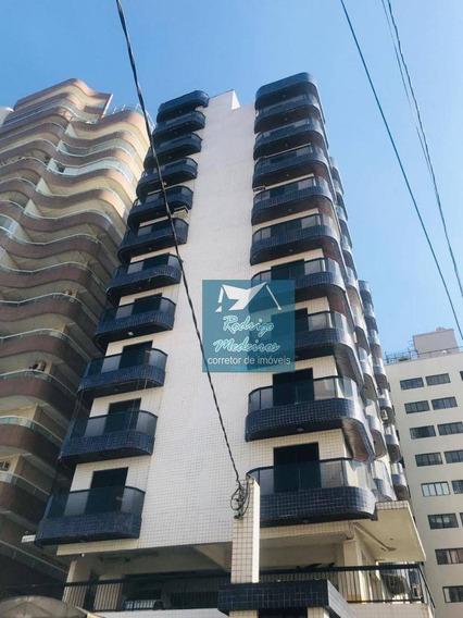 Excelente Apartamento 1 Dormitório Em Praia Grande - Ap0367