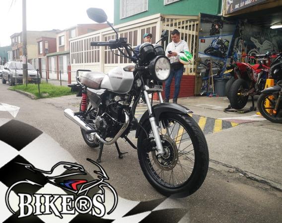Akt Nkd 125 2019 Metal Edition, Como Nueva, Bikers!!!!