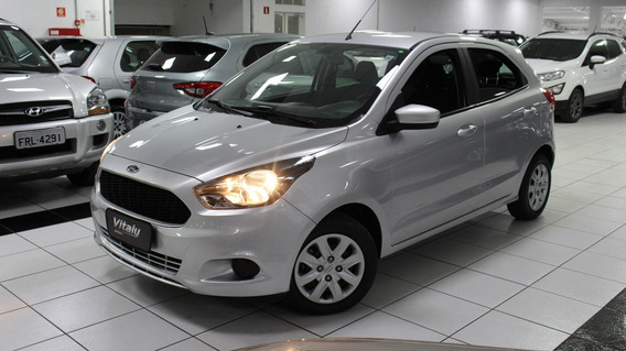Ford Ka 1.0 Se Hatch Flex!!!!! Sem Entrada 60 X 879,99!!!!