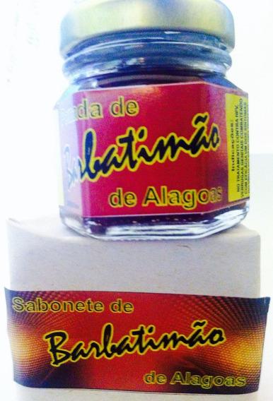 Pomada Barbatimâo + Sabonete Barra (hpv) Top.
