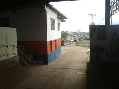 Galpão Para Alugar No São Gabriel Em Belo Horizonte/mg - 3677