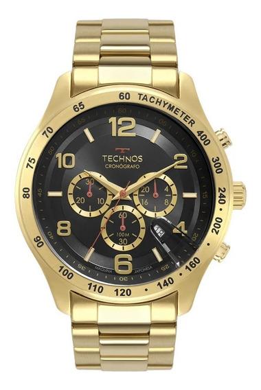 Relógio Masculino Technos Skymaster Js25ch/4p C/ Nf Original