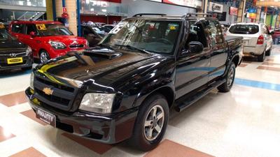 Chevrolet S10 4x4 Turbo Diesel Cabine Dupla 2006 Completa