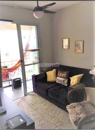 Apartamento Com 2 Dormitórios 1 Vaga No Panamby!!! - Pp16222